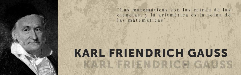 karl-friendrich-gauss