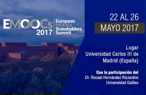 Imagen: Jornada de MOOCs en Español
