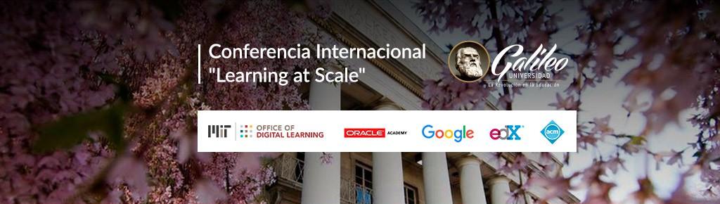 Imagen: U Galileo participará en conferencia internacional ACM Learning at