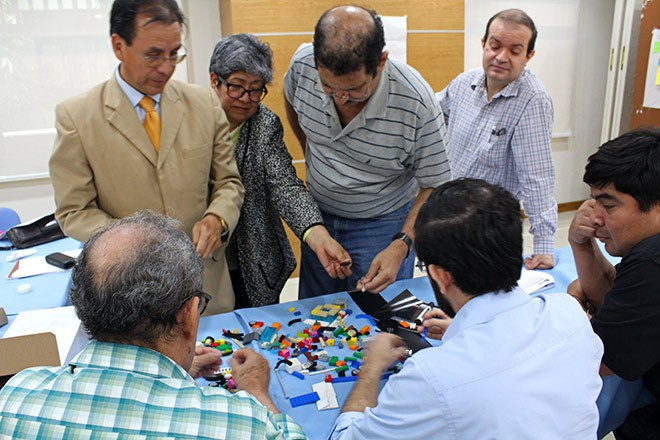 Imagen: U Galileo facilita taller sobre Gestión de proyectos a Comisión de
