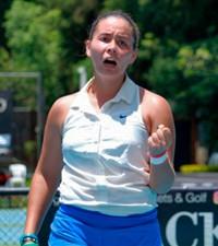 Imagen: Rut Galindo primer guatemalteca en ganar Torneo Copa Mundo Maya