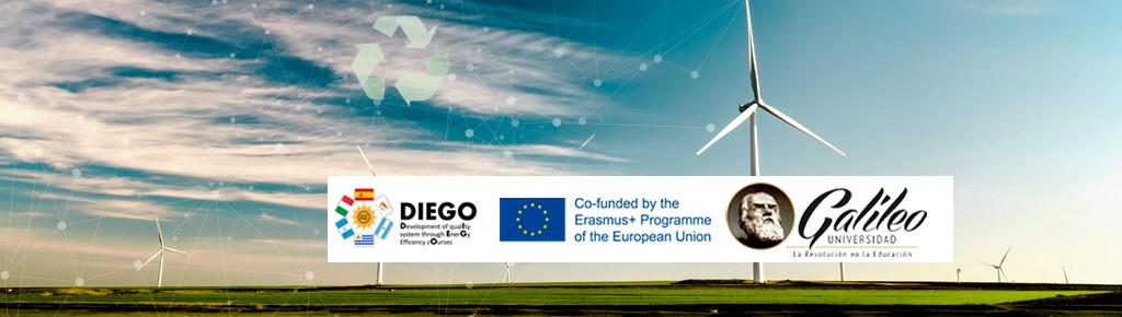 Imagen: U Galileo dirige programa en Recursos energéticos de UE