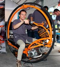 Imagen: VII Feria Tecnológica expone proyectos automotrices de estudiantes