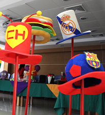 Imagen: De la teoría a la ejecución, conoce la historia de Sombreros Chistosos
