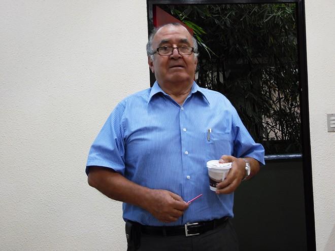 Imagen: Homenaje en memoria del estudiante Coronel Víctor Abadía