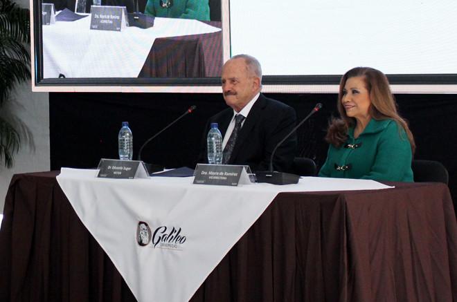 Imagen: Lección Inaugural 2019 en U Galileo da Bienvenida a Estudiantes