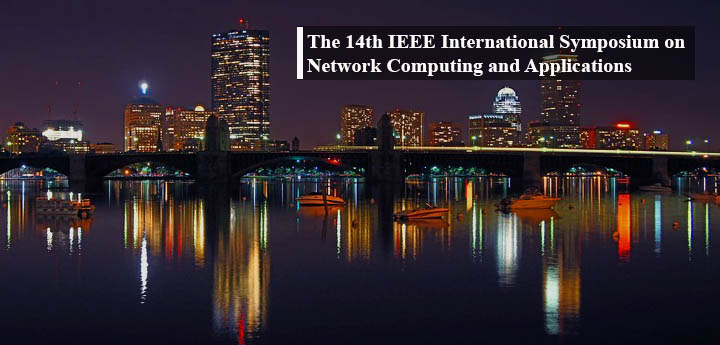 "Cambridge Massachusetts, conferencia ""The 14th IEEE International Symposium on Network and Applications"""