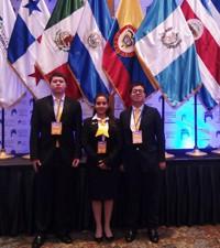 Imagen: Estudiantes de Diplomacia participan y destacan en Foro Regional de