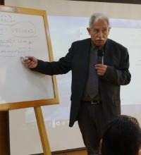 Imagen: Estudiantes analizan Conflictividad y Mediación en países del medio oriente
