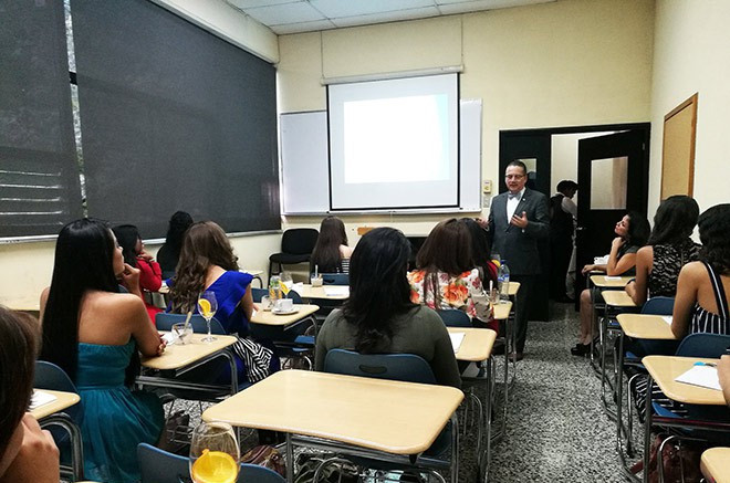Imagen: Embajada de Japón comparte de su Sociedad y Cultura con estudiantes