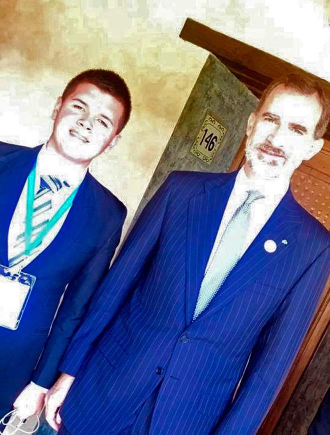 Imagen: Experiencia Diplomática abre las puertas para conocer al Rey de España