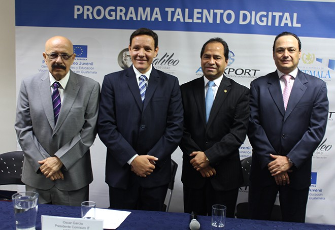 Imagen: Proyecto Talento Digital impulsa desarrollo tecnológico y laboral
