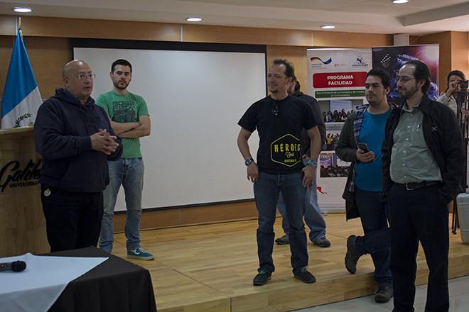 Imagen: Conferencias virtuales gratuitas para desarrolladores de videojuegos