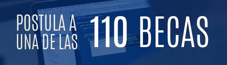 Imagen: 110 Becas para Programadores
