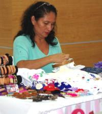 Imagen: Se realiza Exposición Comercial de Productos Artesanales