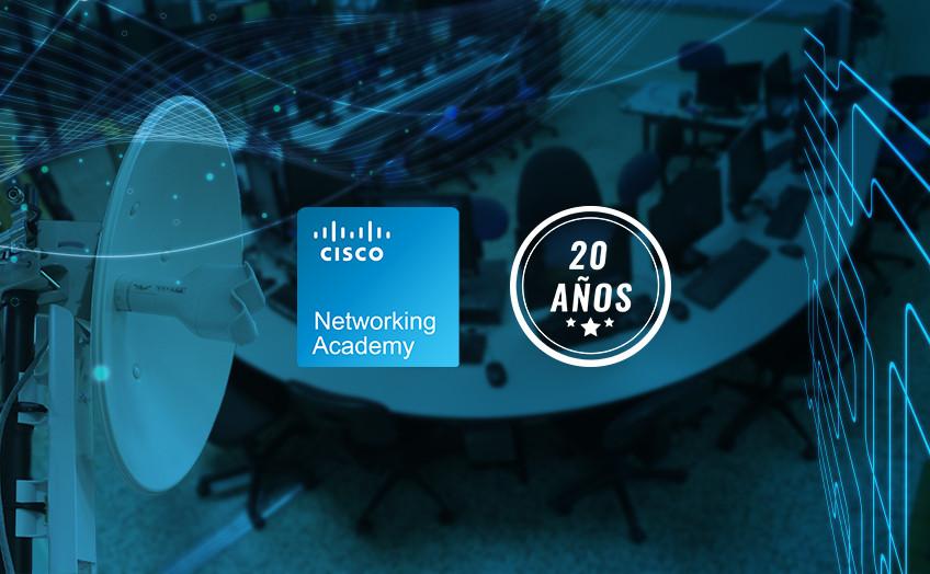 Cisco Networking Academy, 20 años de brindar educación de alto nivel