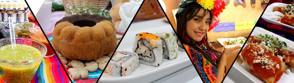 Imagen: Estudiantes aplican psicología del color para presentar gastronomía