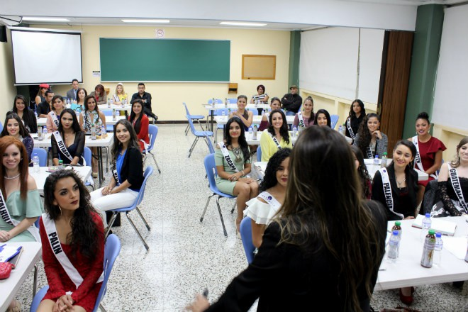 Imagen: U Galileo fortalece capacidades profesionales a candidatas a Miss