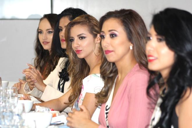 Imagen: Candidatas de Miss Universo Guatemala reciben talleres de capacitación
