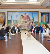 Imagen: U Galileo y ENERGUATE trabajan juntos por la educación