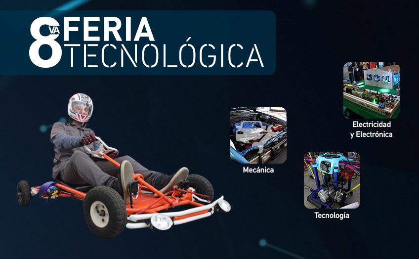 Feria Tecnológica 2019: La ciencia, tecnología e innovación para proyectos en mecánica automotriz