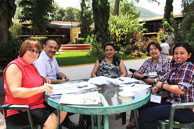 Imagen: Integración Regional de Escuelas de Nutrición