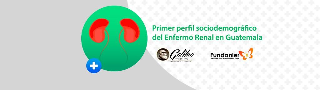 Imagen: Primer informe sobre Enfermo Renal en Guatemala ayudará a su