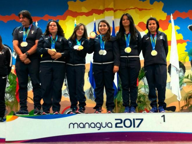 Imagen: Guatemala gana oro y plata en ajedrez en los XI Juegos Centroamericanos 2017