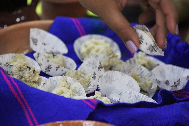 Imagen: Feria nutricional muestra lo mejor en platillos nacionales