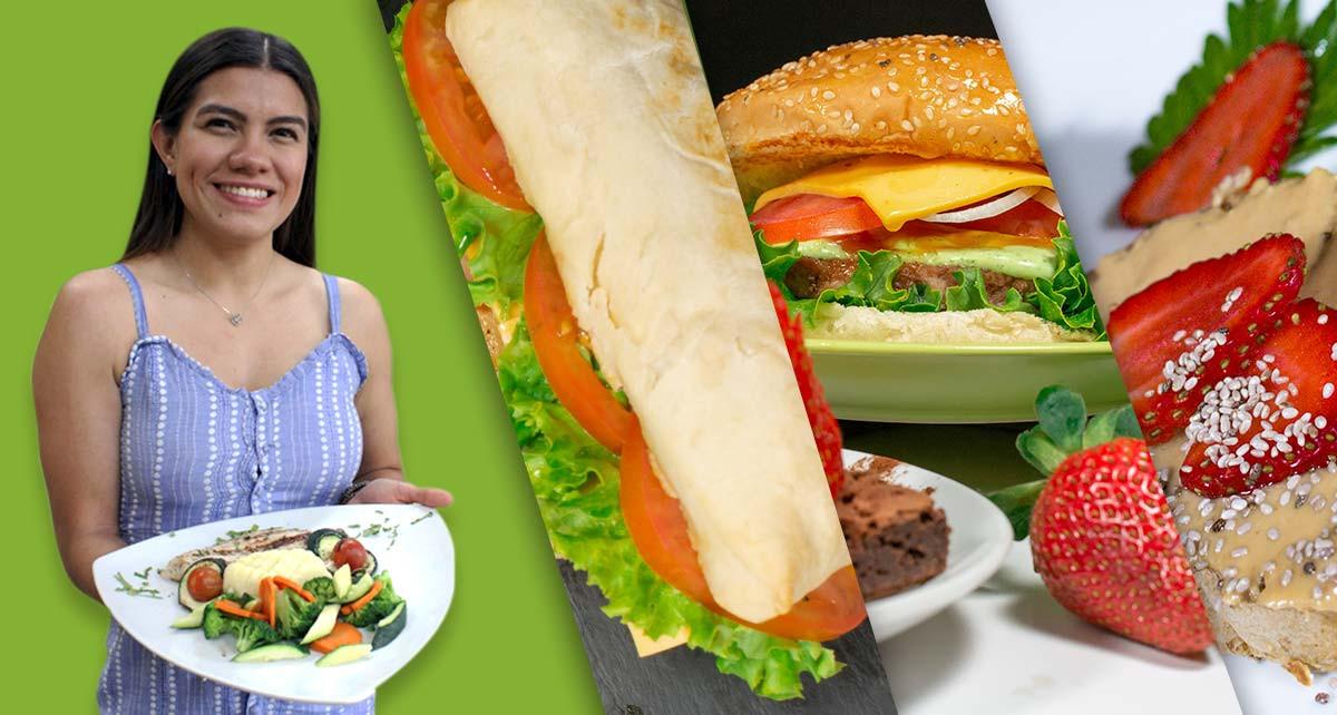 Egresada en Nutrición triunfa en el mercado de alimentos saludables