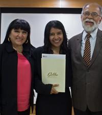 Imagen: Reconocimientos a estudiantes y catedráticos motivan la excelencia académica