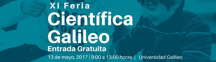 Imagen: XI Feria Científica Galileo