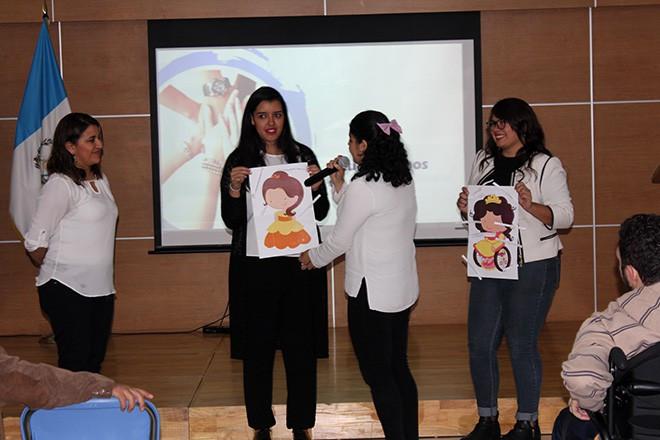 Imagen: Workshop Pa´lante Guate fomenta la inclusión para personas con