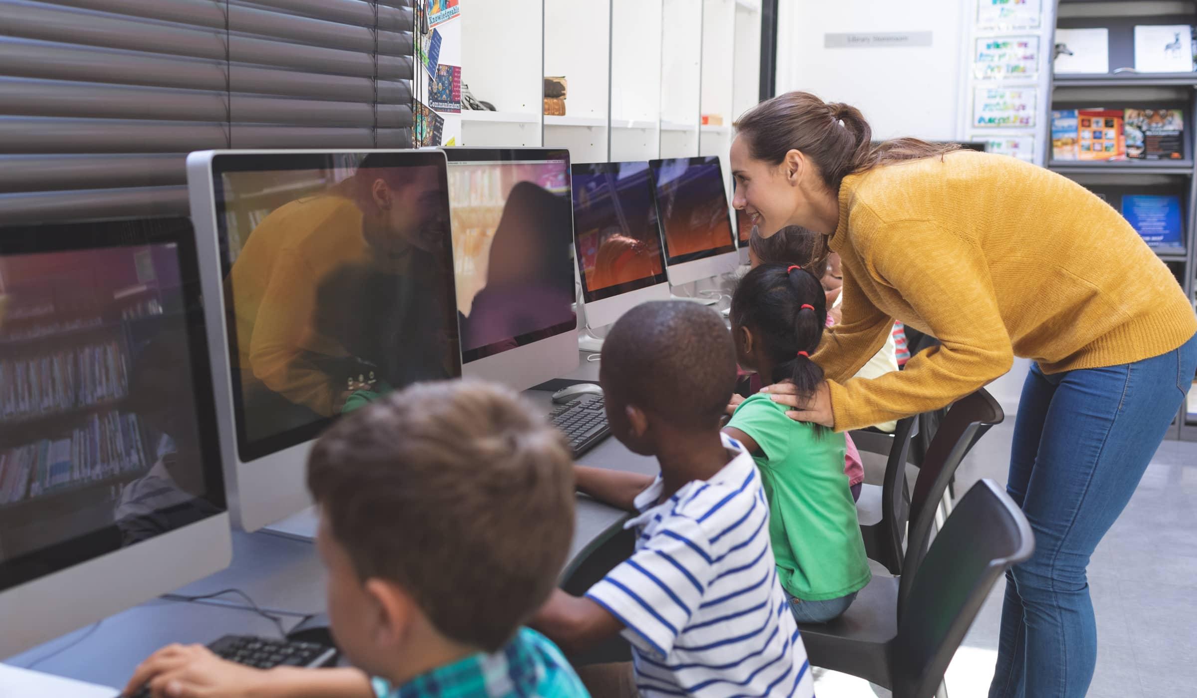Licenciatura en Educación de Informática y Ciencias de la Computación