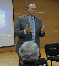 Imagen: Autoridades del Sistema de Salud de Guatemala visitan Universidad Galileo