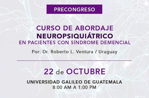 Imagen: Curso de Abordaje Neuropsiquiátrico - spot