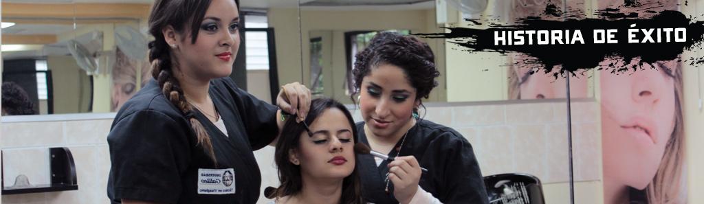 Egresada de FACISA maquilla éxitos nacionales e internacionales