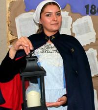 Imagen: Estudiantes crean filme sobre teoría de enfermería de Flores Nightingale