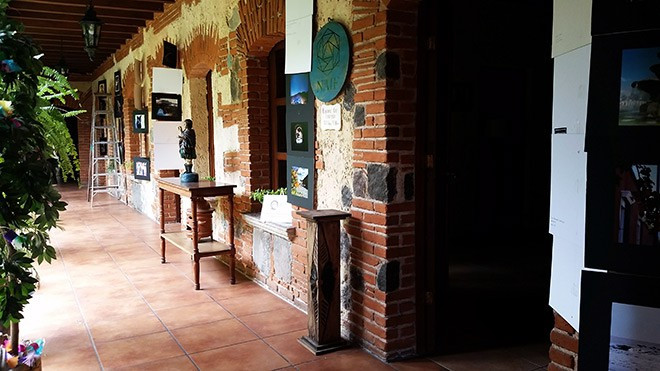 Imagen: Galería de Arte en Antigua expone piezas fotográficas de estudiantes