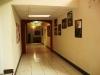 Pasillo de edificio Sede Quetzaltenango