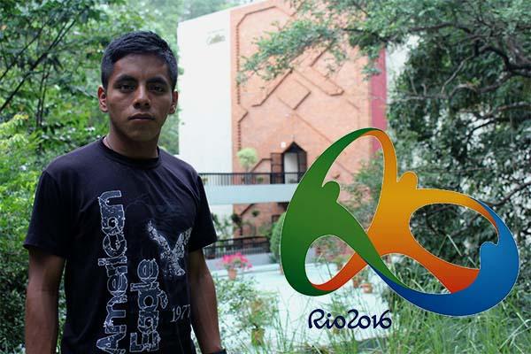 Imagen: Entrevista destacada, José Raymundo y su camino rumbo a Rio 2016