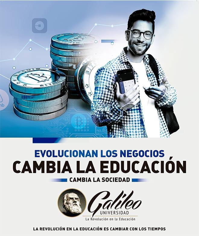 """Imagen: Cuál es el origen del slogan """"La revolución en la educación"""""""