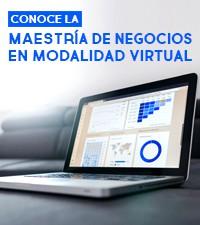 Imagen: Conoce la Maestría en Administración de Negocios en Modalidad Virtual