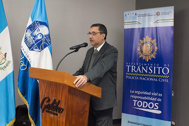 Imagen: Agentes del Dpto. de Tránsito de Guatemala  serán tecnificados en