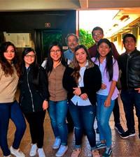 Imagen: Estudiantes conocen proceso de manufactura en Cervecería el Zapote