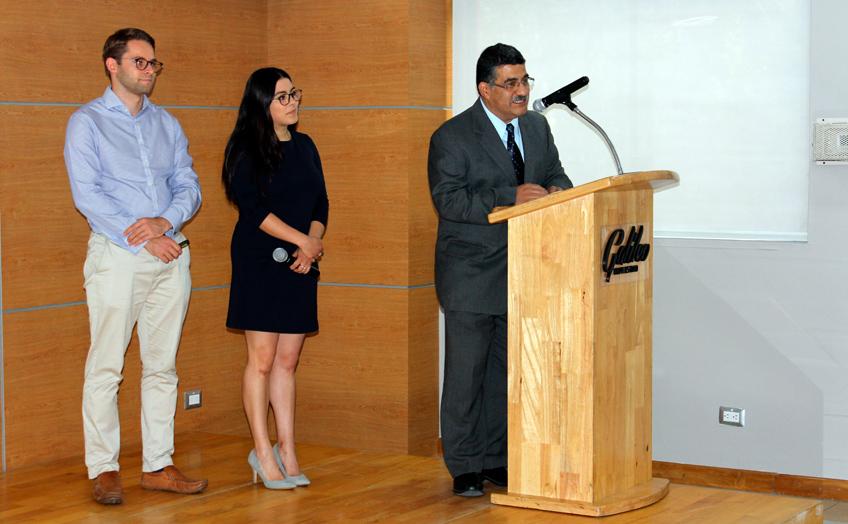 Estudiantes conocen lo más actual a nivel internacional sobre sostenibilidad e innovación