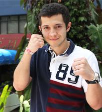 Imagen: Campeón de Kempo Karate lucha por conquistar sus sueños