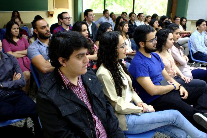 Imagen: Conferencia de Emprendimiento y Generación de Valor Económico por