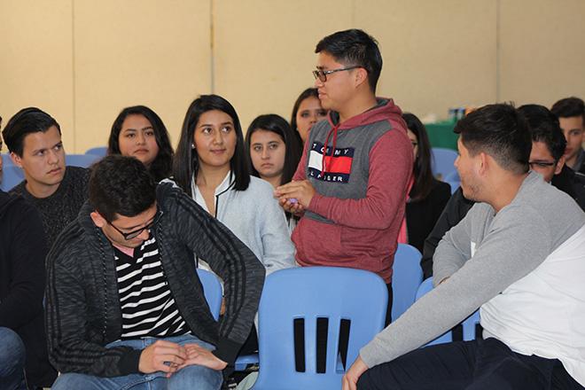 Imagen: Facultad de Administración da inicio a ciclo académico 2018