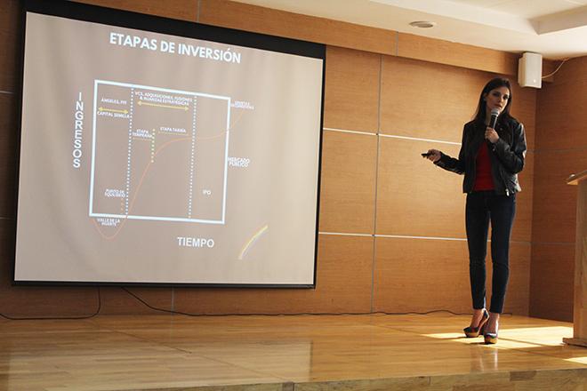 """Imagen: Conferencia """"Factores claves para emprender"""""""